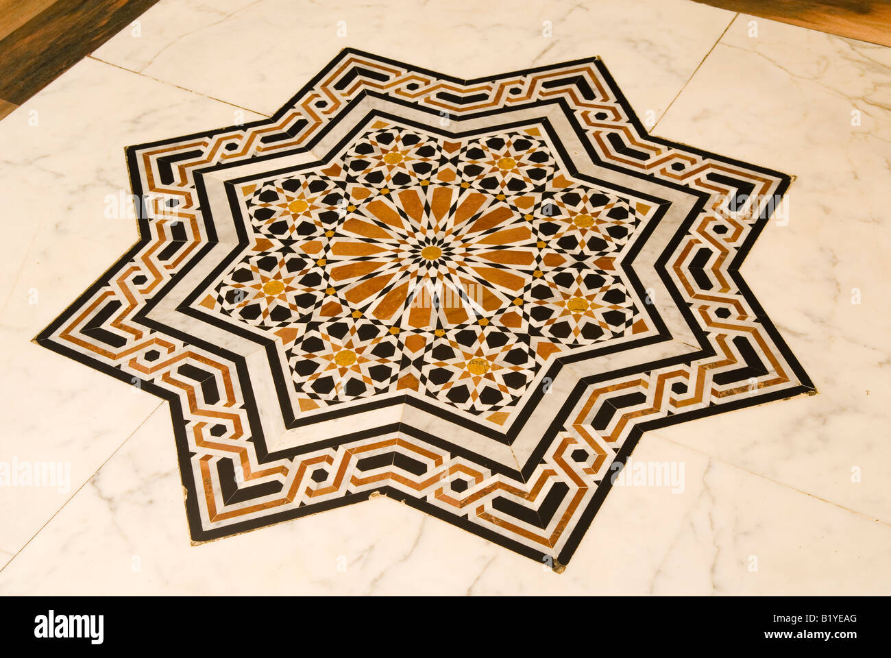 Decorative islamic floor tiles in sultan muhammad al fati7 mosque decorative islamic floor tiles in sultan muhammad al fati7 mosque beirut lebanon middle east dailygadgetfo Choice Image