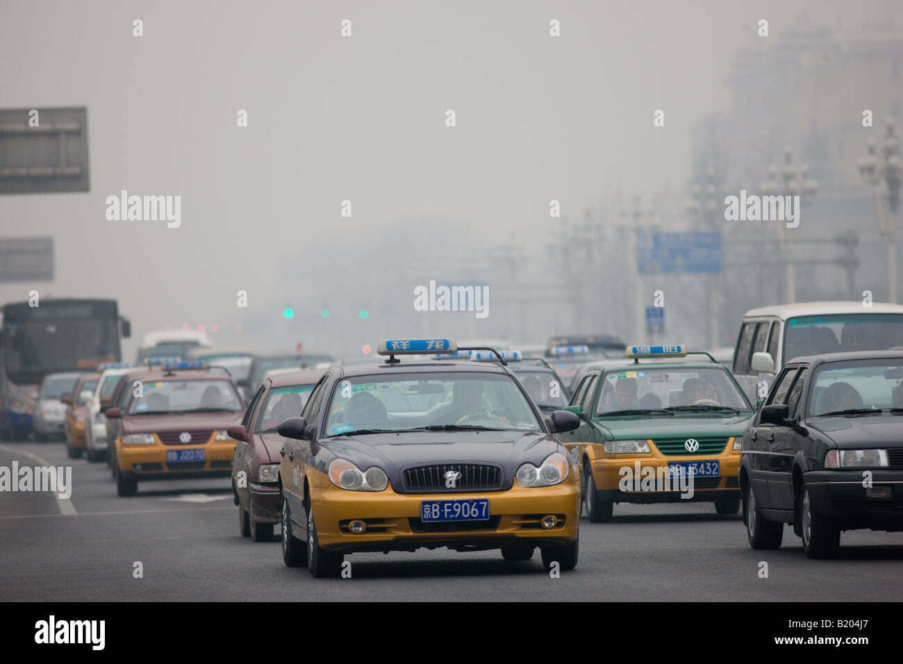 how does cars cause air pollution