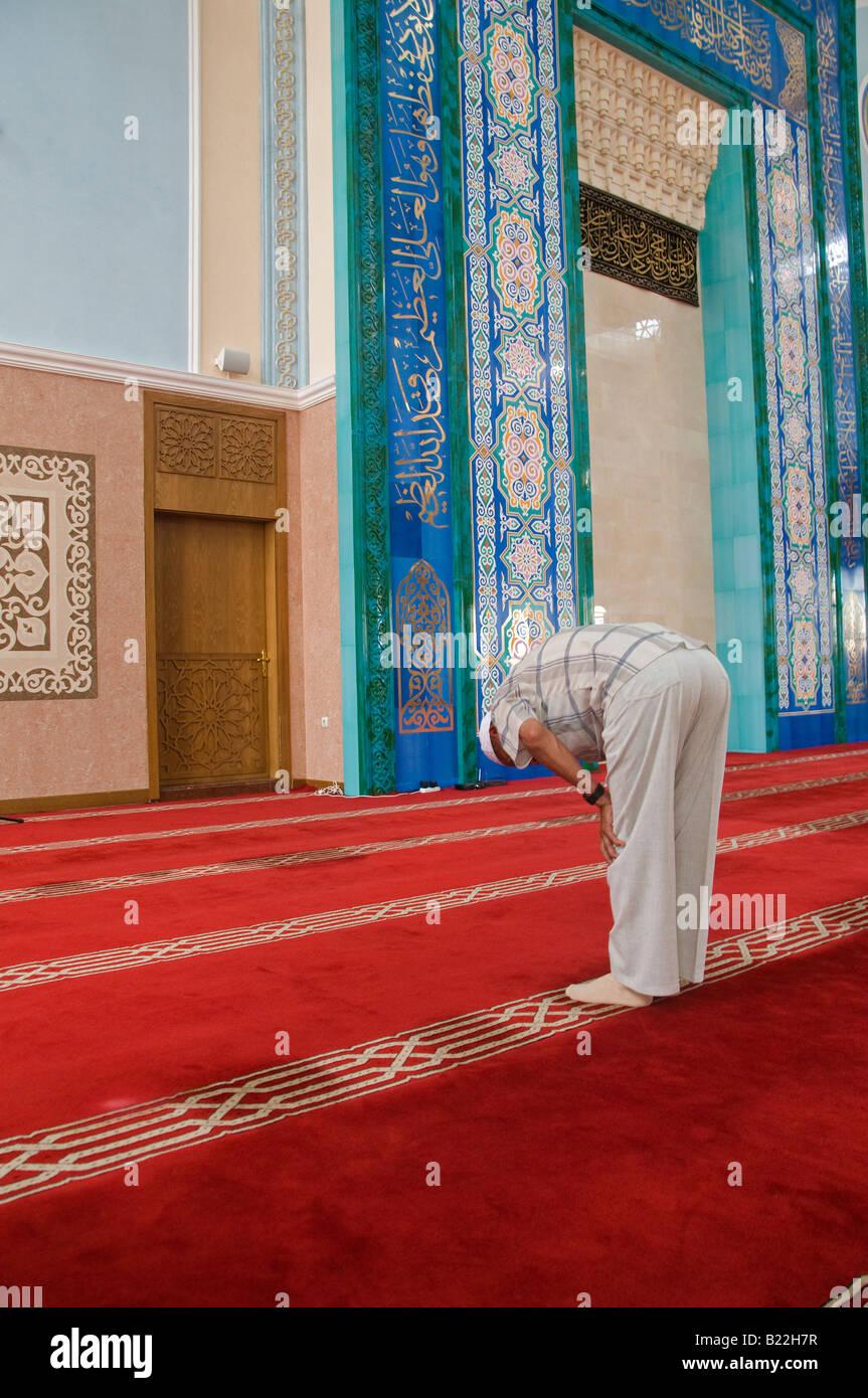 Мусульманские  астана