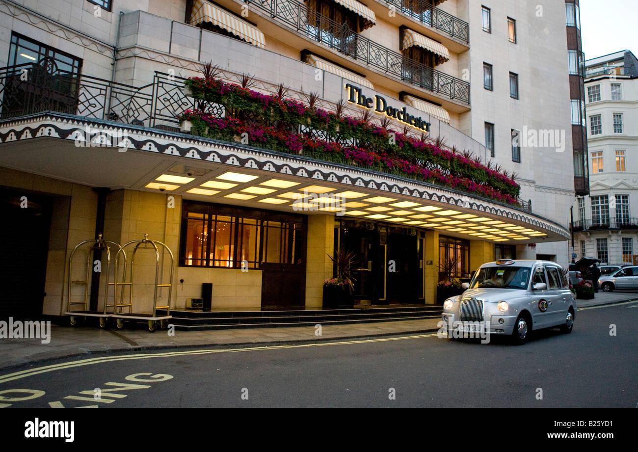 Souvent The Dorchester Hotel Park Lane London UK Europe Stock Photo  ZH64