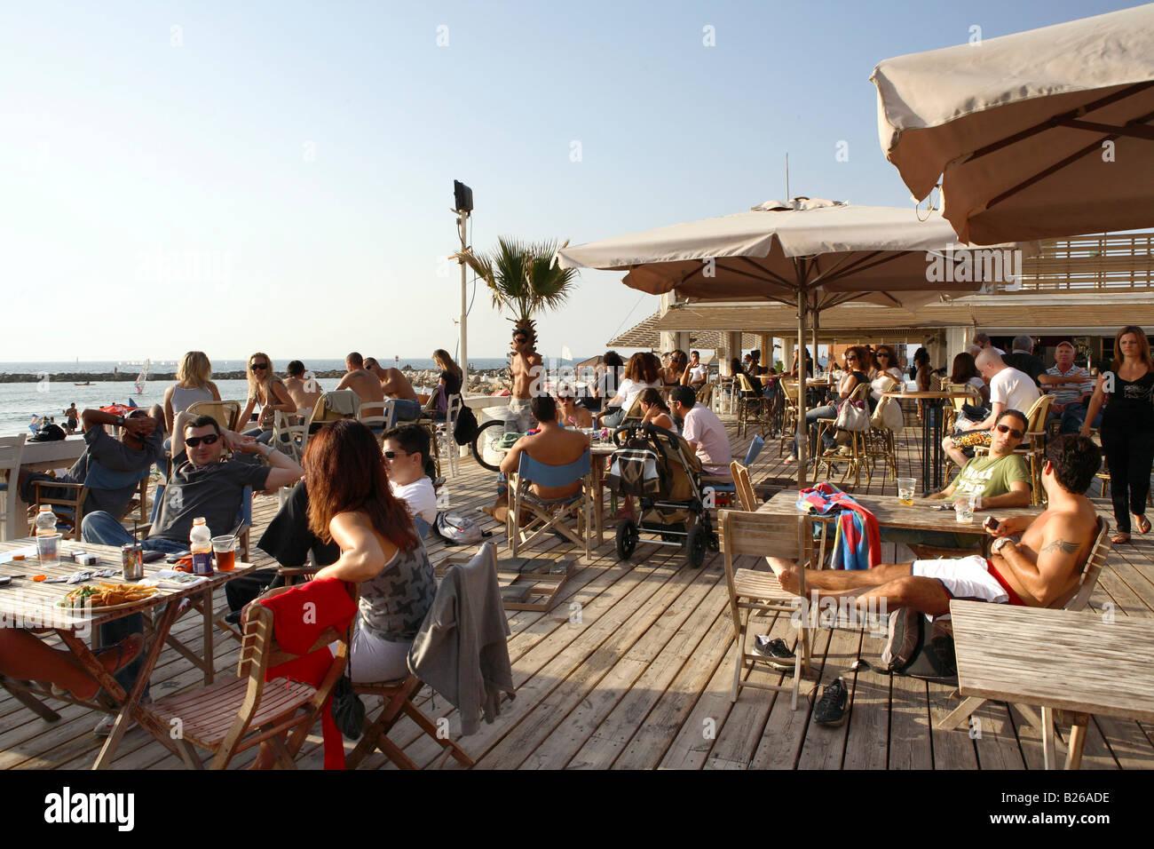 Restaurant Port Tel Aviv