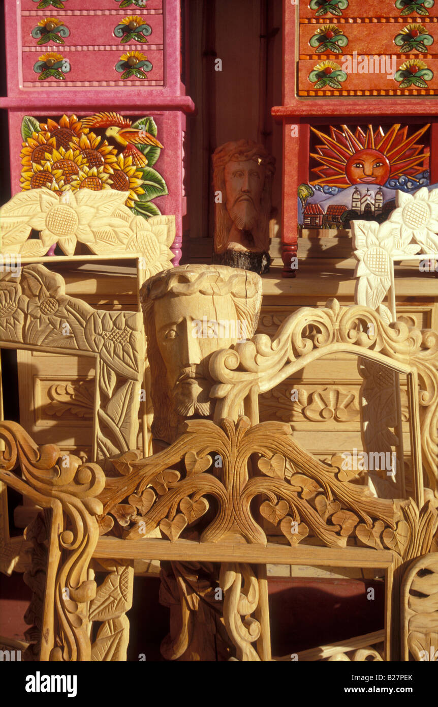 Handmade wooden furniture for sale in the village of Custom wood furniture for sale