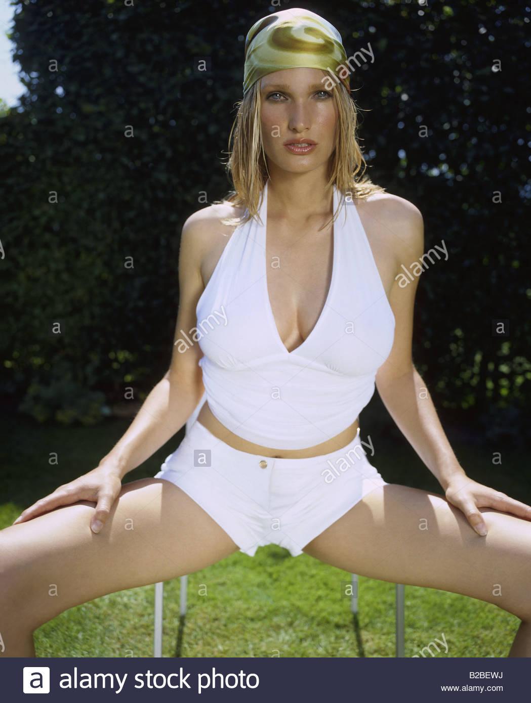Sexy Spread Legs 11