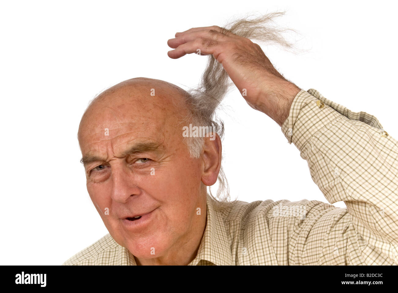 Magnificent Horizontal Close Up Portrait Of An Elderly Gentleman Supporting A Short Hairstyles For Black Women Fulllsitofus