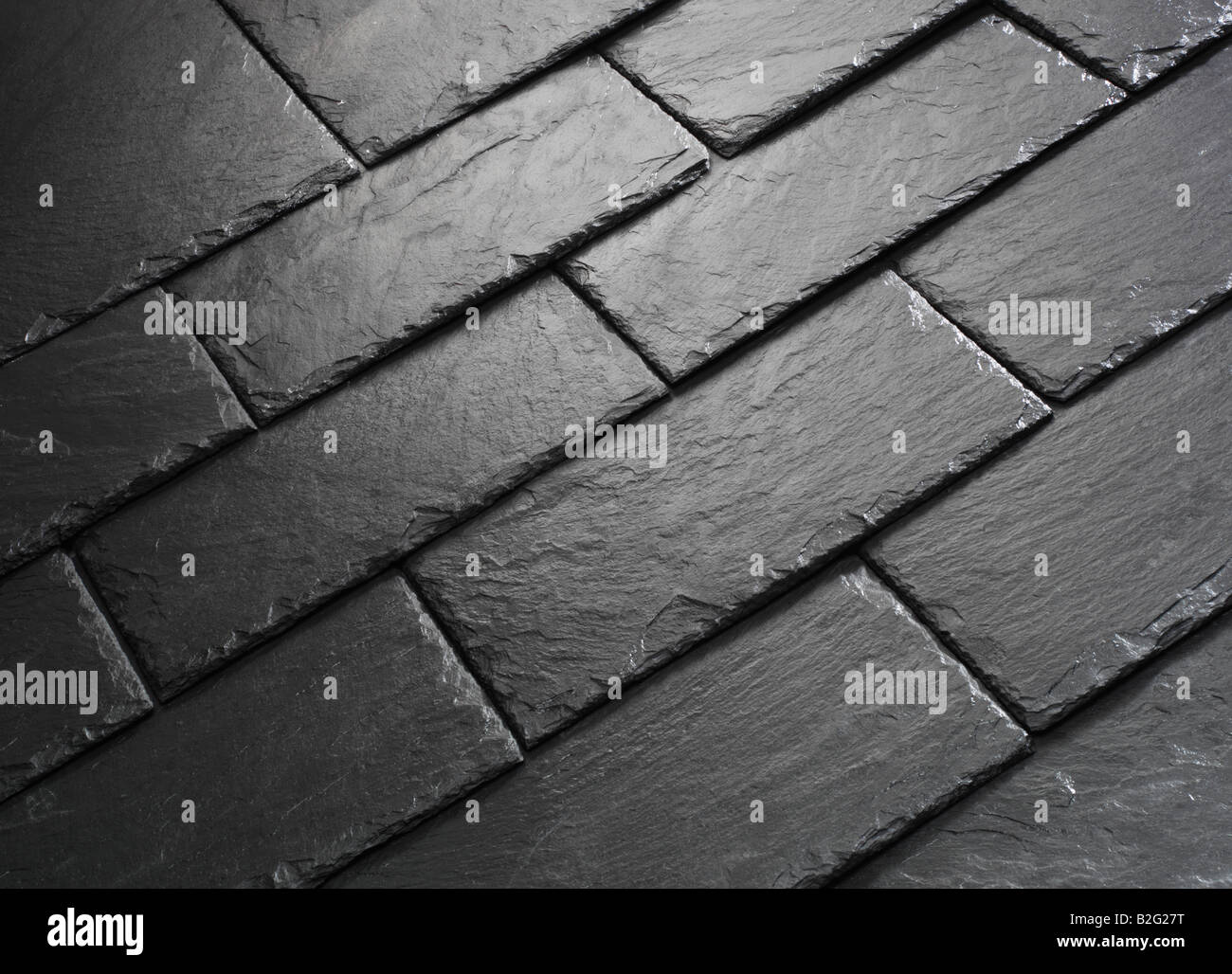 Slate Roof Tiles Stock Photo Royalty Free Image 18792700