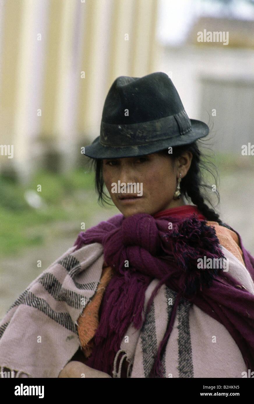 ecuador women