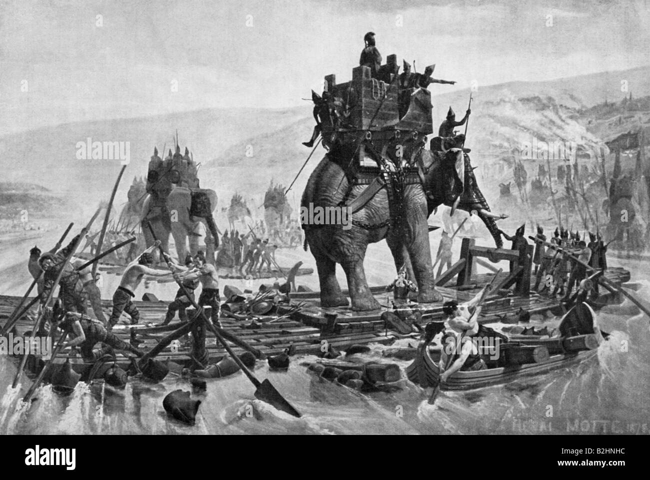 the punic wars Series of three wars fought between rome and carthage from 264 bc to 146 bc, at the time probably the largest wars that had ever taken place.