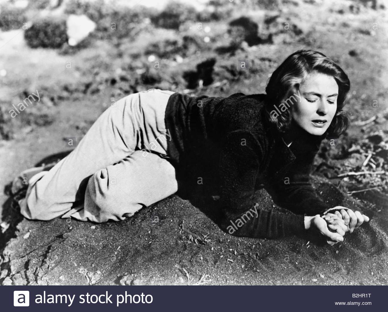 movie quotstromboliquot stromboli terra di dio ita 1949