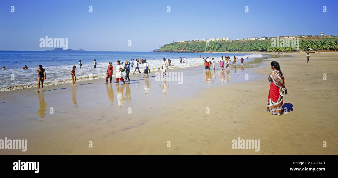 Geography Travel India Goa Beach At The Hotel Oberoi Bogmalo - India vacation