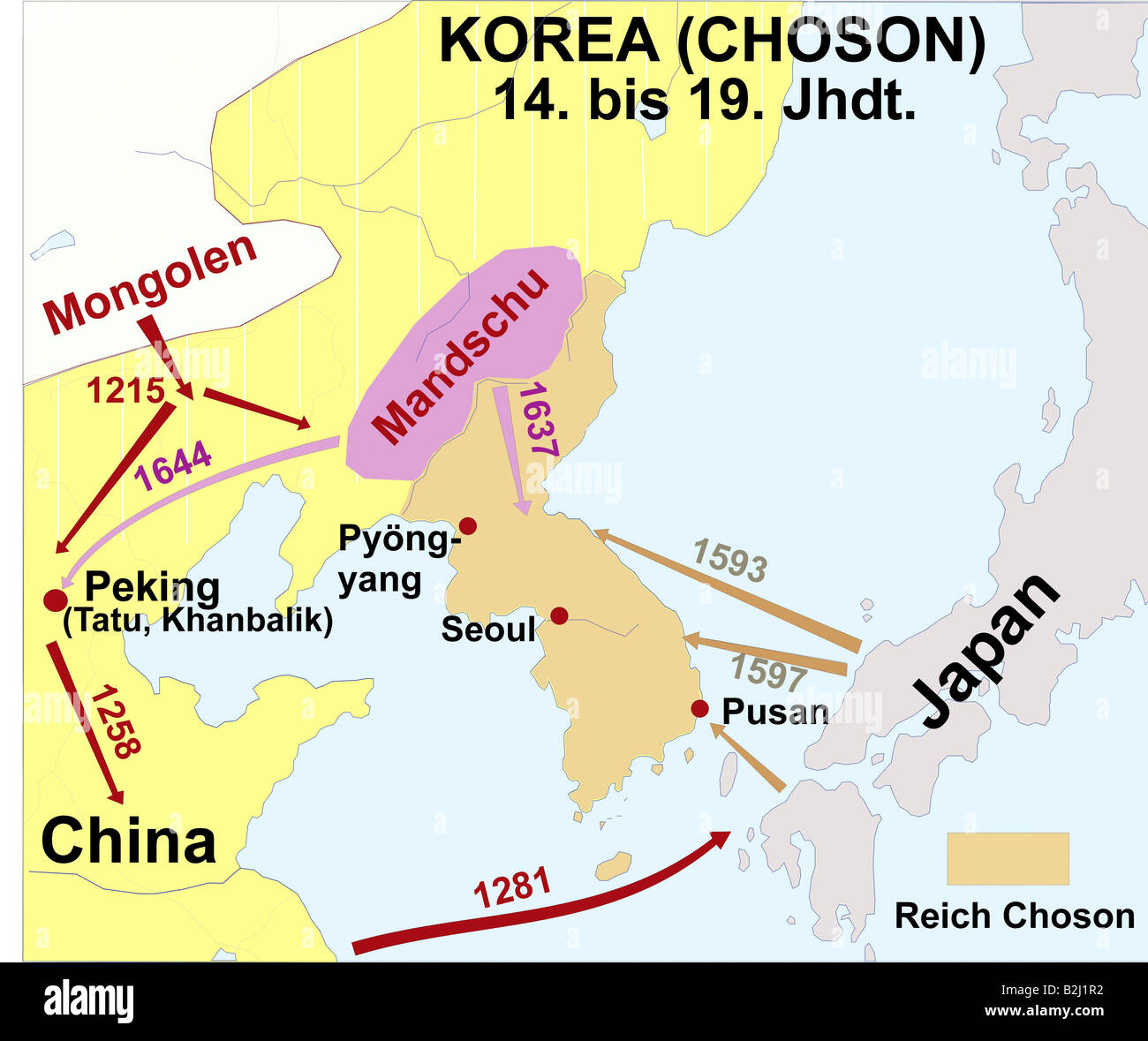 Geography Travel Carthography Historical Maps Modern Times – Asia Map Korea