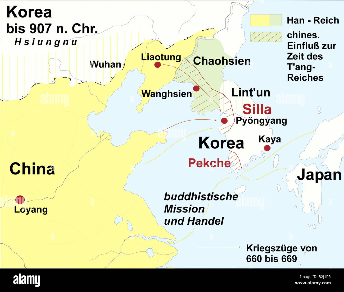 Geography travel carthography historical maps middle ages geography travel carthography historical maps middle ages korea till 907 historic han empire tang empire china asia sciox Gallery