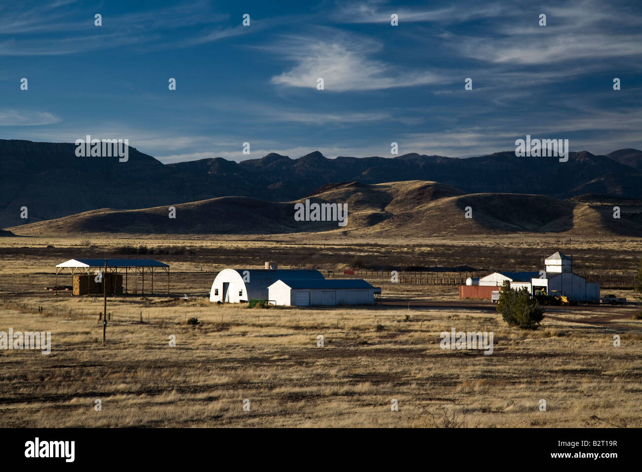 Arizona cochise county cochise - Ranch And Wild Open Space In Cochise County Arizona Usa