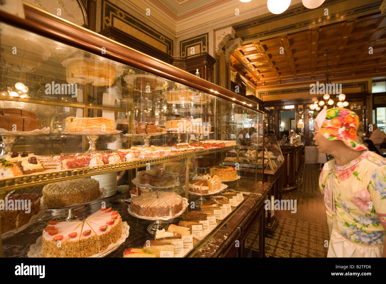 Cafe Demel New York