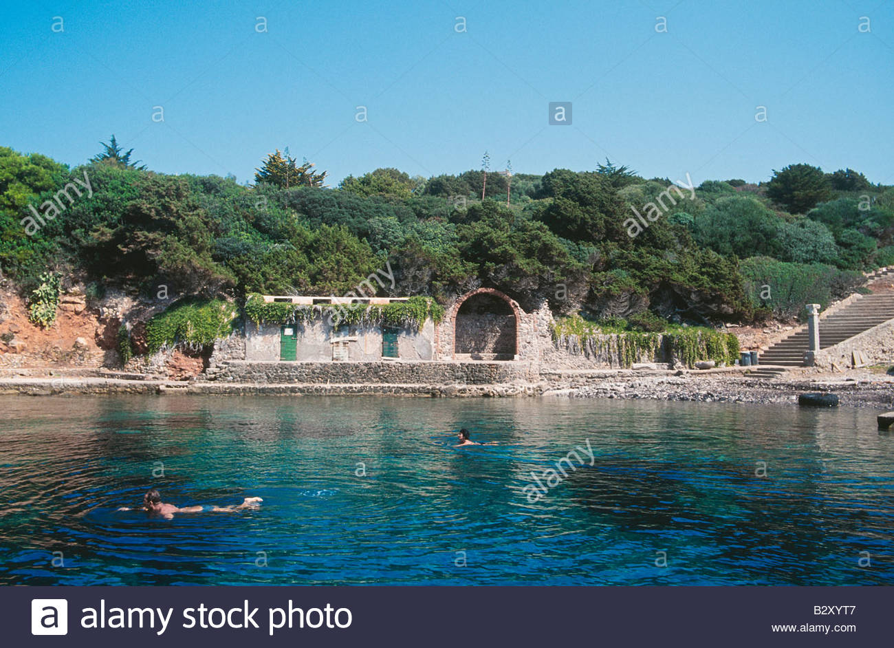 Giannutri Island