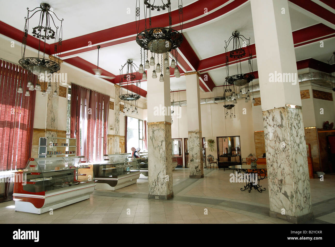 Typical Art Deco Interior Design Forms Cairos Well Known