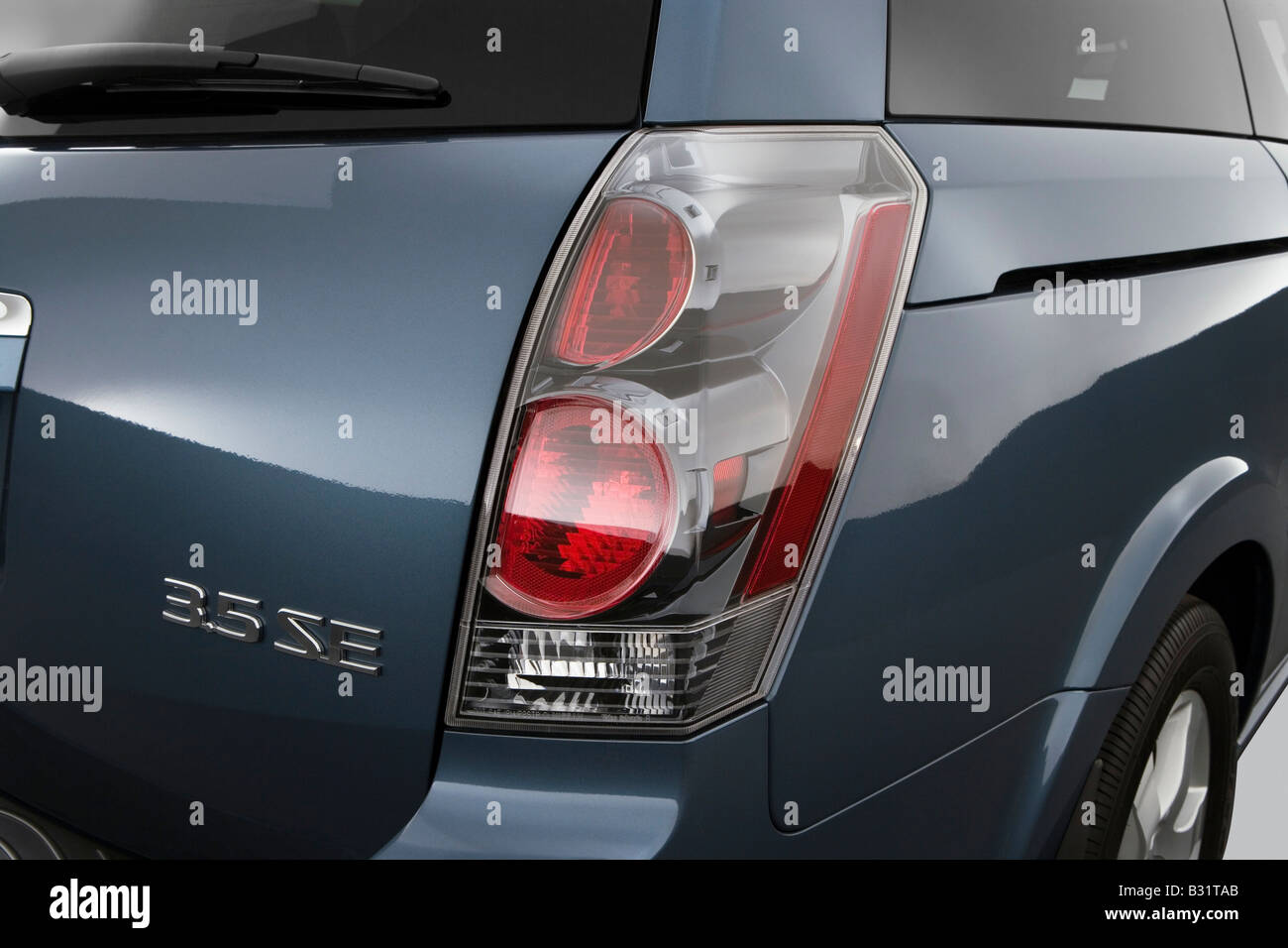 2008 nissan quest 35 se in blue tail light stock photo royalty 2008 nissan quest 35 se in blue tail light vanachro Gallery
