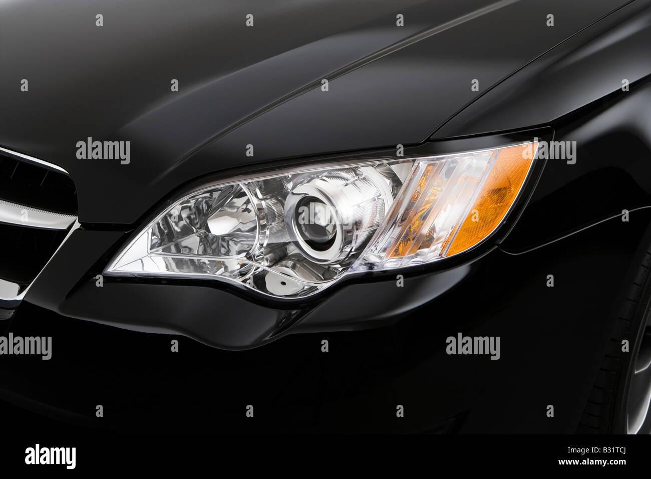 2009 subaru legacy 2 5 gt spec b in black headlight. Black Bedroom Furniture Sets. Home Design Ideas