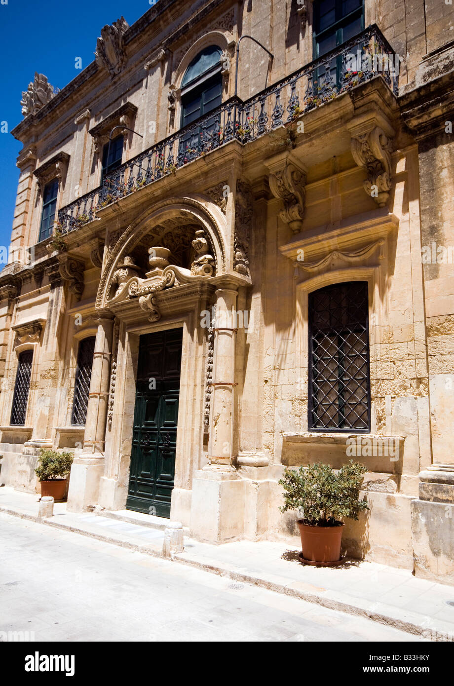 Bank Guiratale Home Of The National Portrait Archive Mdina