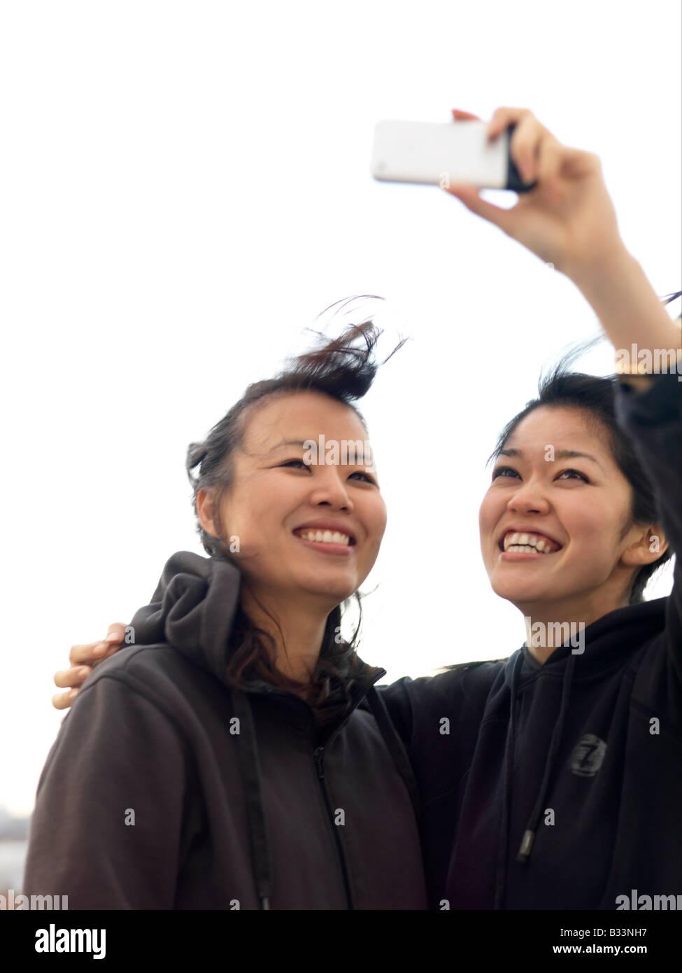 Asian Women Self