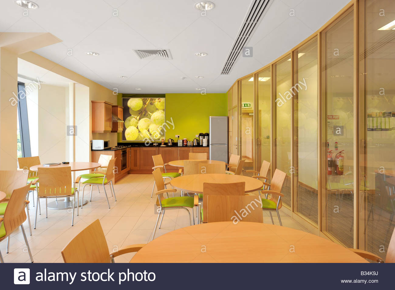 Kitchen Office Office Interior Kitchen Staff Room Stock Photo Royalty Free Image