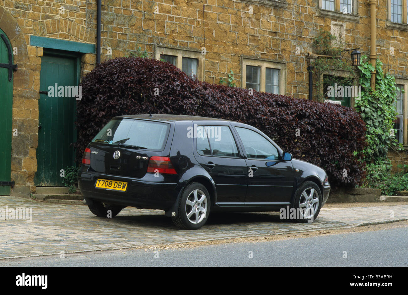 volkswagen golf gt tdi mk4 stock photo royalty free image 19283141 alamy. Black Bedroom Furniture Sets. Home Design Ideas