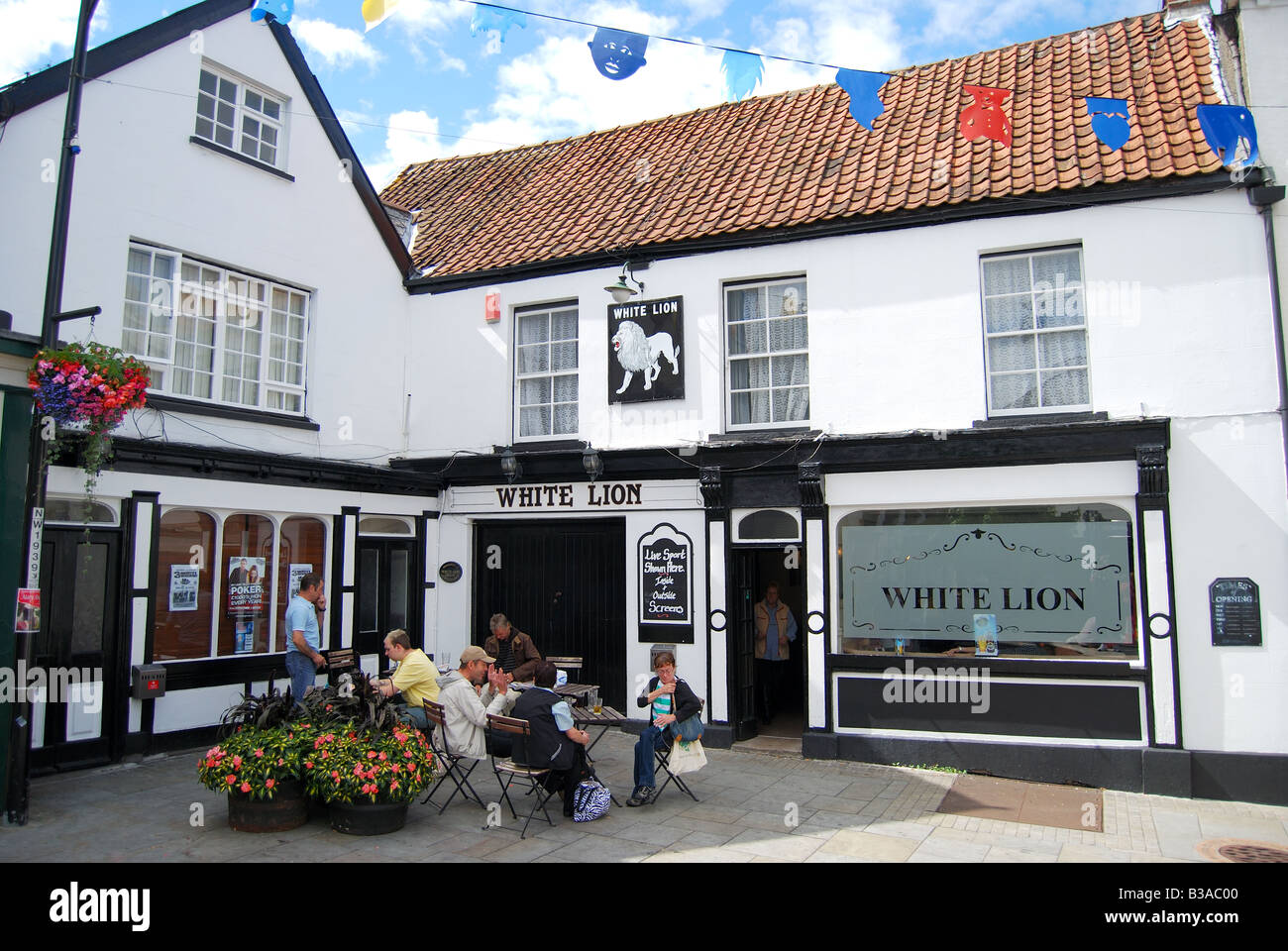 Chepstow United Kingdom  City new picture : ... Lion Pub, High Street, Chepstow, Monmouthshire, Wales, United Kingdom