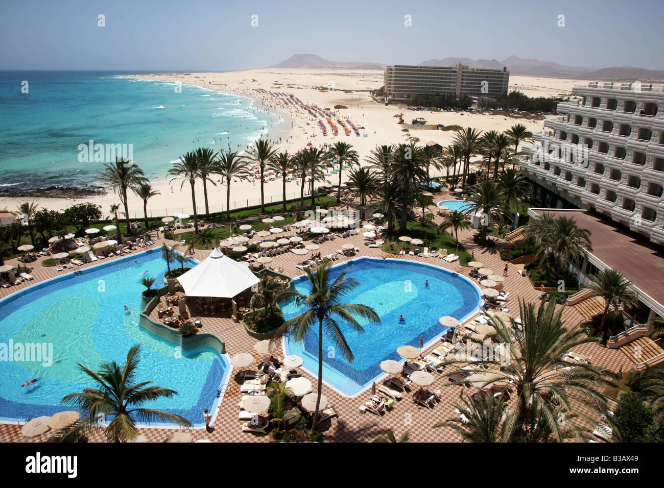 Spain Canary Islands Fuerteventura Ocean