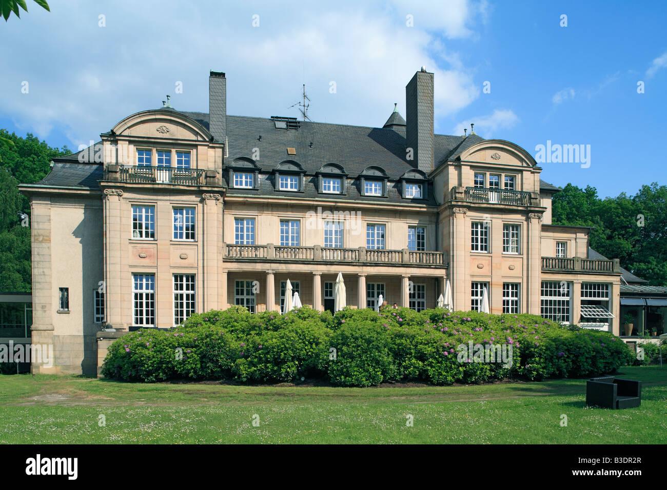 route der industriekultur haus kuechen in muelheim broich dr stock photo 19357823 alamy. Black Bedroom Furniture Sets. Home Design Ideas
