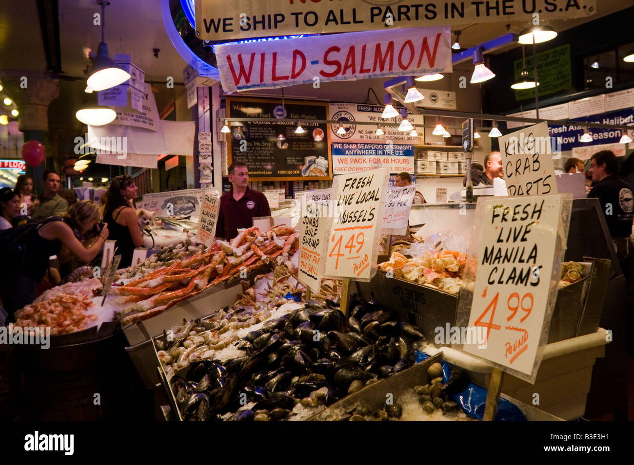 pikes fish market case study Pike place fish market, fresh sustainable seafood first of the season wild alaskan halibut.