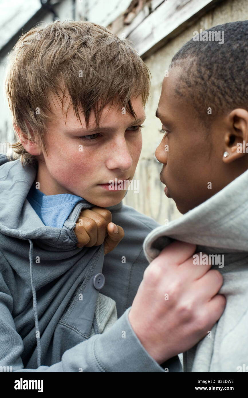 Fighting Teens 78