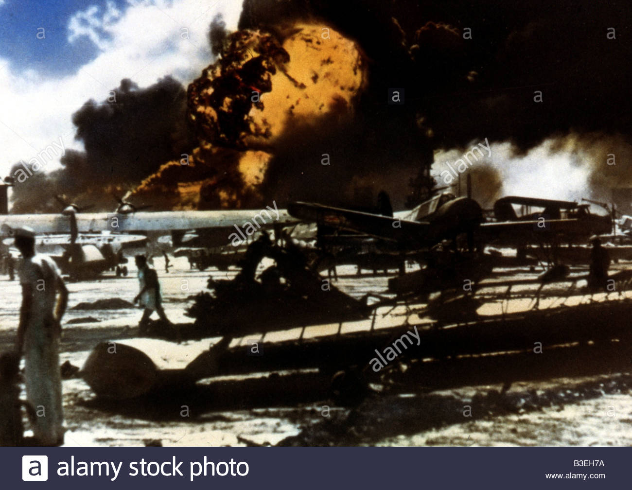 the details of the air strokes by the japanese on pearl harbor American minute what became of japanese pilot who led pearl harbor attack bill federer remembers amazing life of 'god's samurai' mitsuo fuchida.