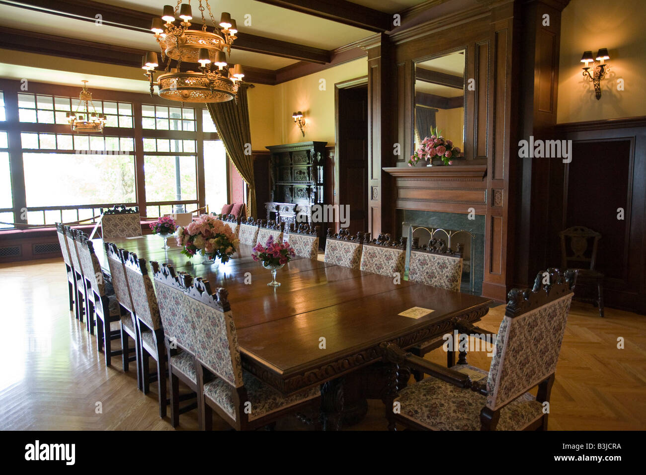 boldt castle dining room the formal dining room at the