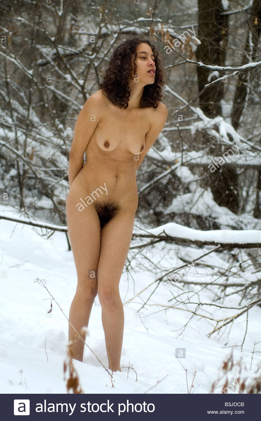 Women Nude In The Snow 78
