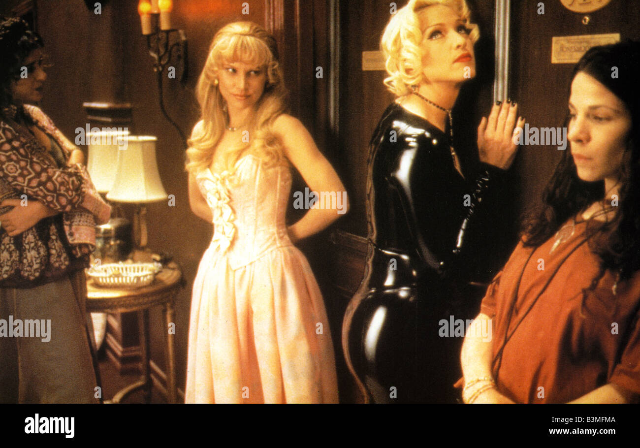 FOUR ROOMS 1995 Buena Vista film with Madonna Stock Photo, Royalty ...