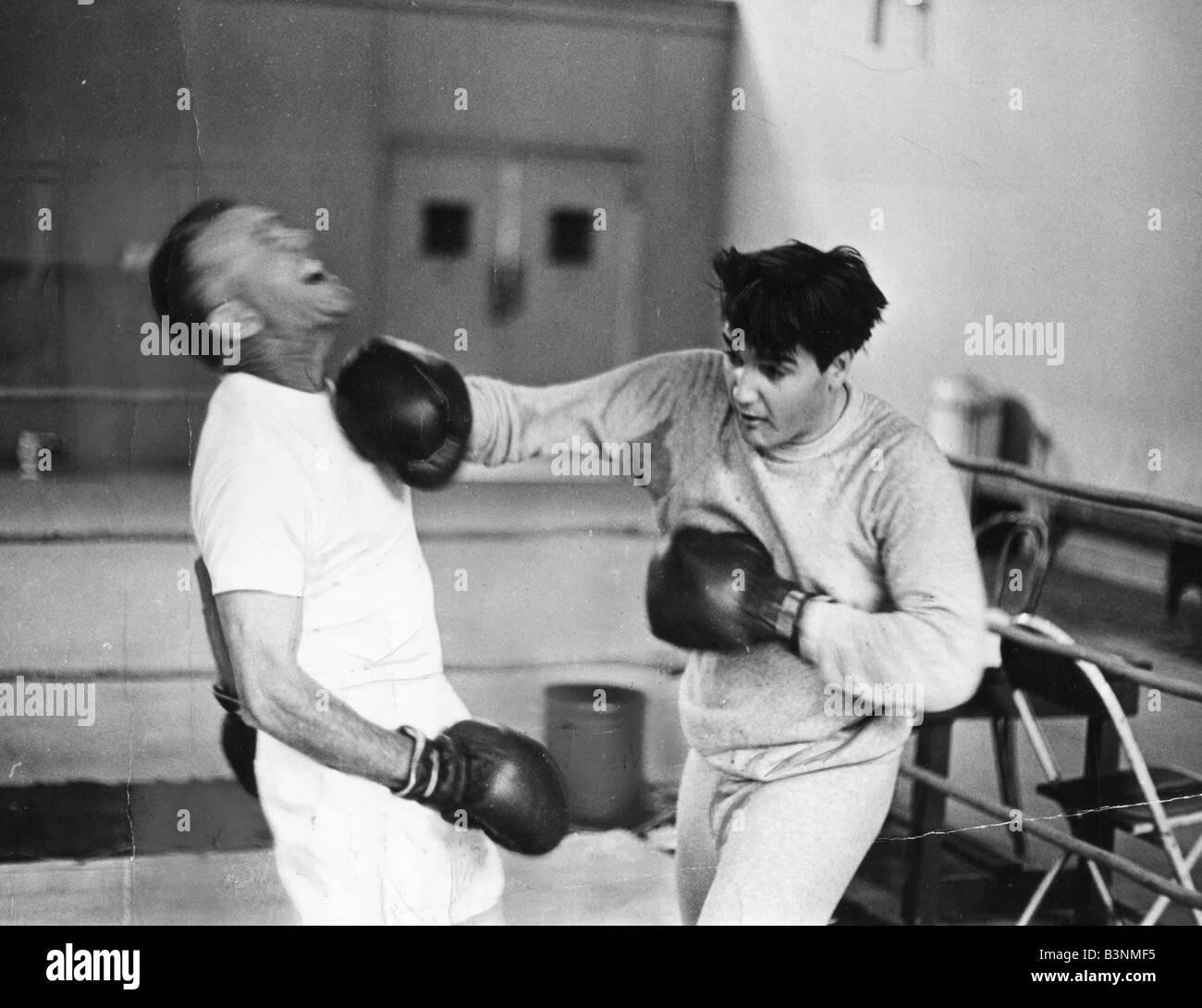 KID GALAHAD 1962 UA/Mirsch Film With Elvis Presley At