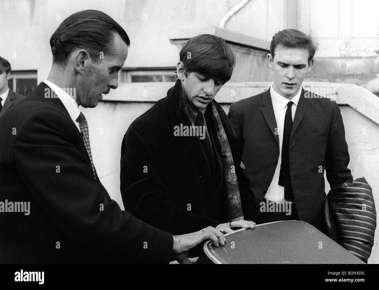 Ringo Starr 1963