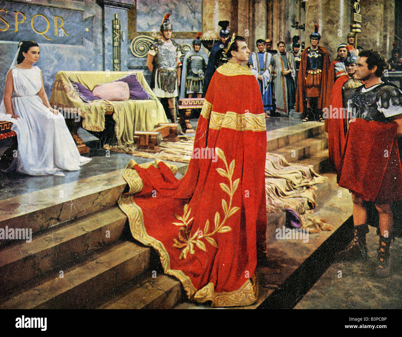 the robe 1953 tcf film with jean simmons jay robinson as