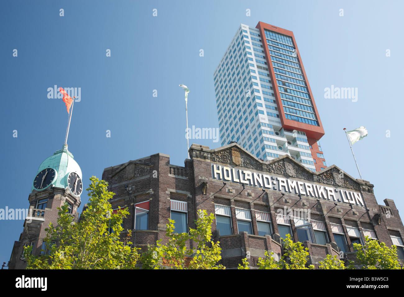 Hotel New York, Holland Amerika Lun Building, Rotterdam Netherlands