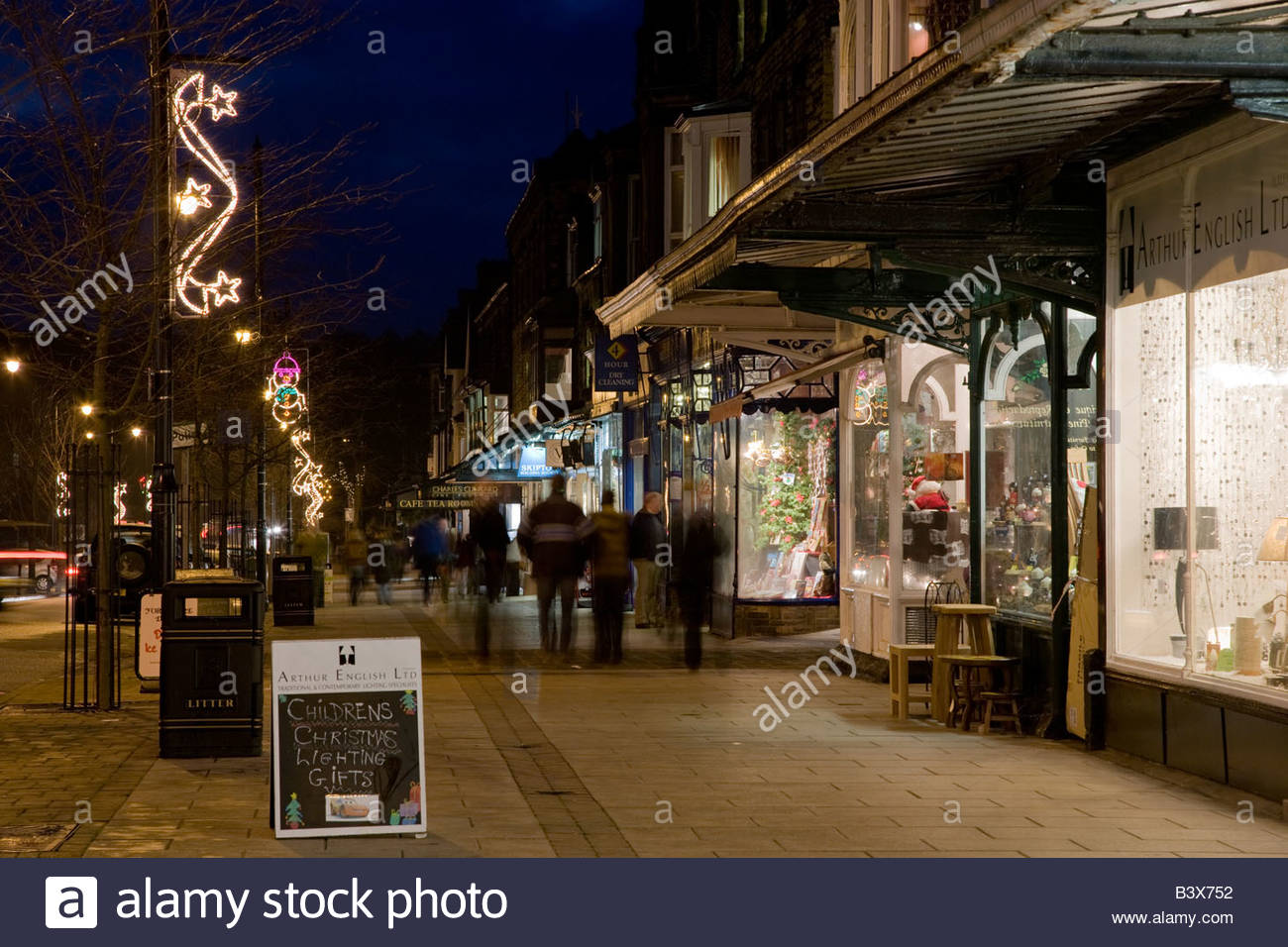 ilkley town centre stock photos u0026 ilkley town centre stock images