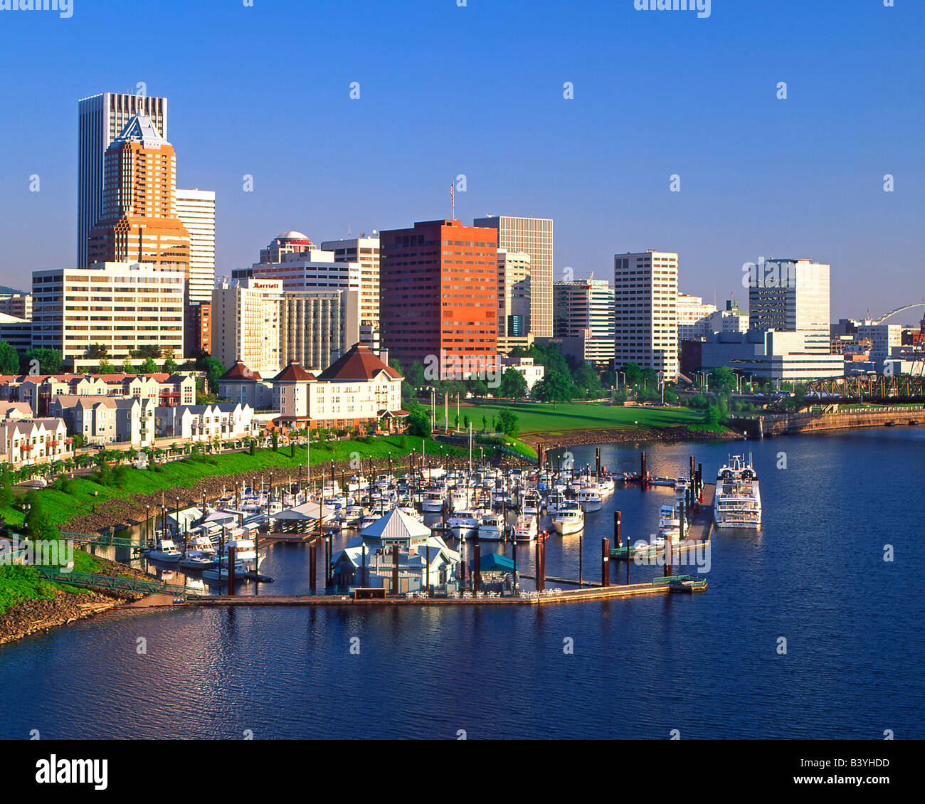 marinas portland oregon