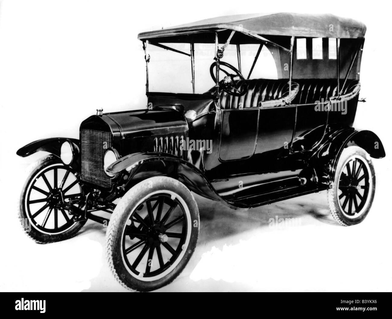 Transport transportation cars models ford model t