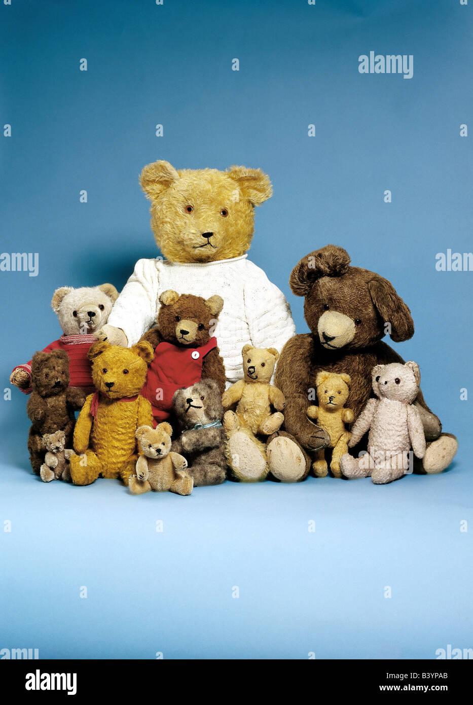Toys From The 40s : Toys teddy bears teddies s historic