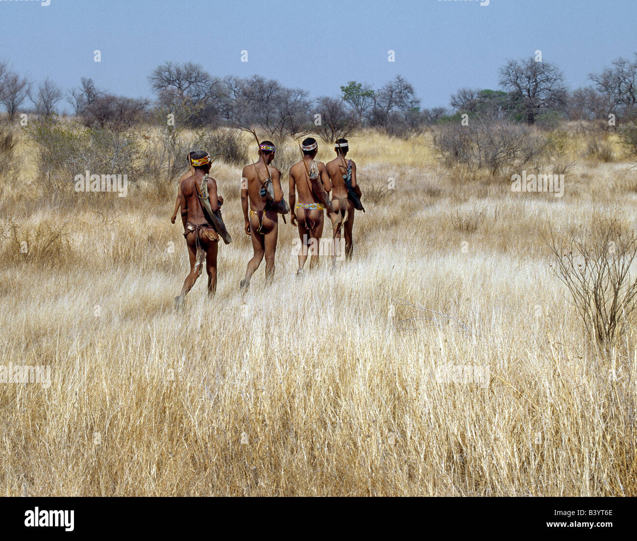 hunters and gatherers Anatomically modern hunter-gatherers expanded from africa into southeast asia  at least 50,000 years ago, where they probably encountered and interacted.