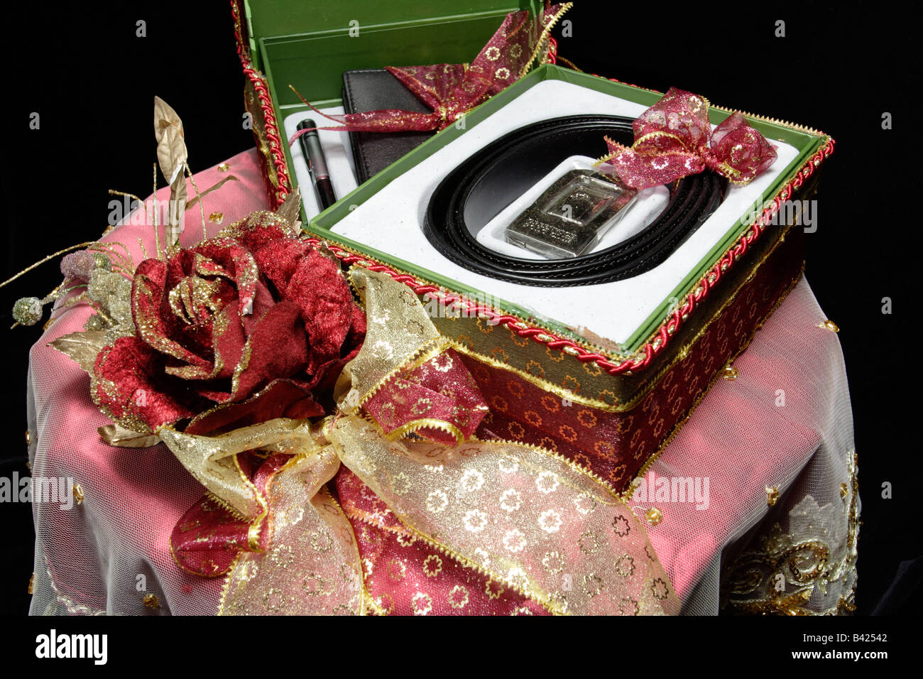 Wedding Gift Online Malaysia: Gift For A Malay Wedding In Malaysia Stock Photo, Royalty