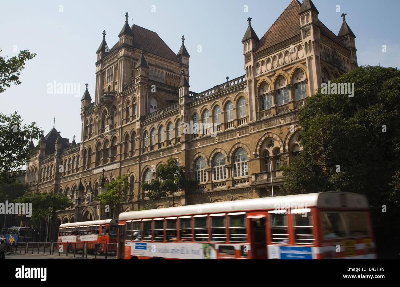 India bombay mumbai iconic colonial architecture post and for Architecture poste a poste