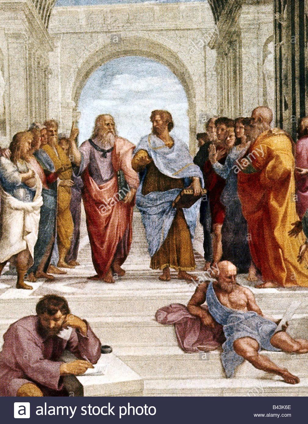 school of athens fresco The school of athens author: raphael, 1509–1510 type: fresco, 500 × 770 cm local: vatican city, apostolic palace the school of athens, or scuola di atene in.