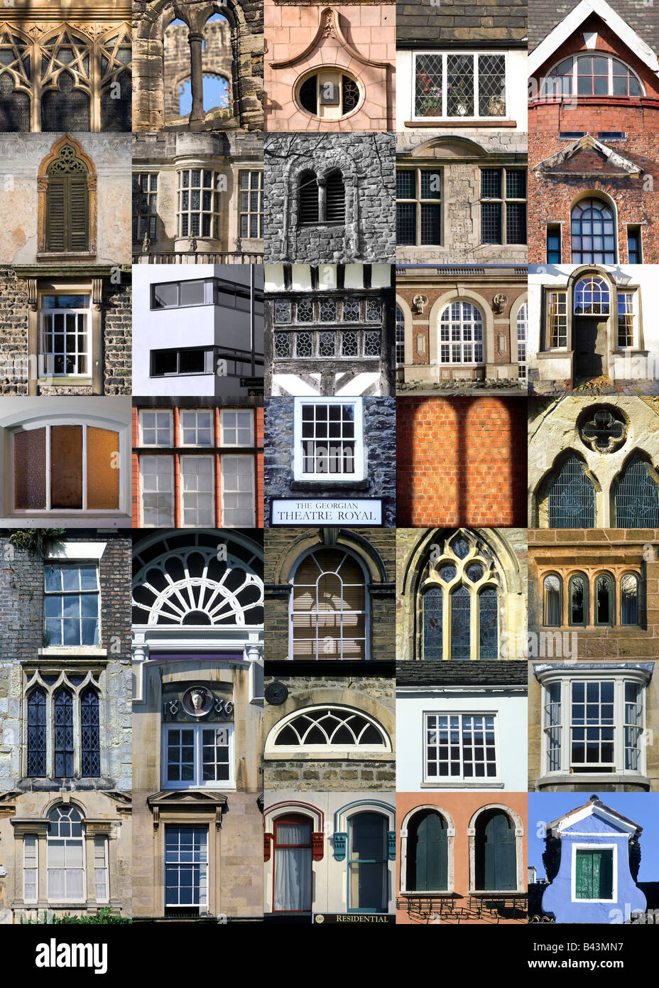 The sheer diversity of architecture and window design over for Types of architecture design