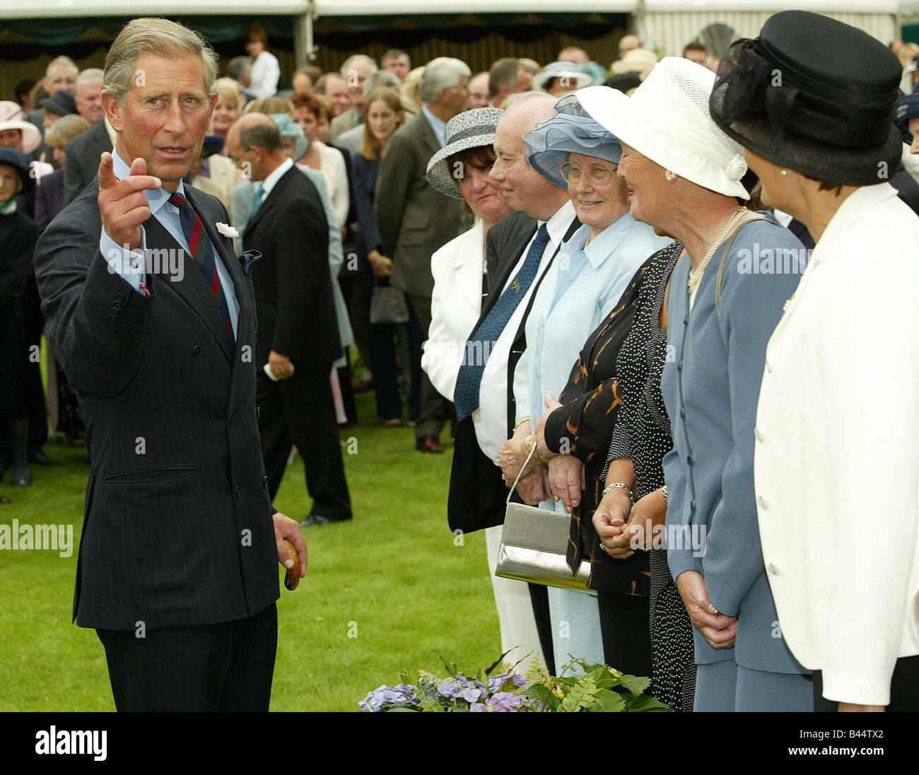 prince-charles-at-hillsborough-castle-garden-party-september-2003-B44TX2.jpg