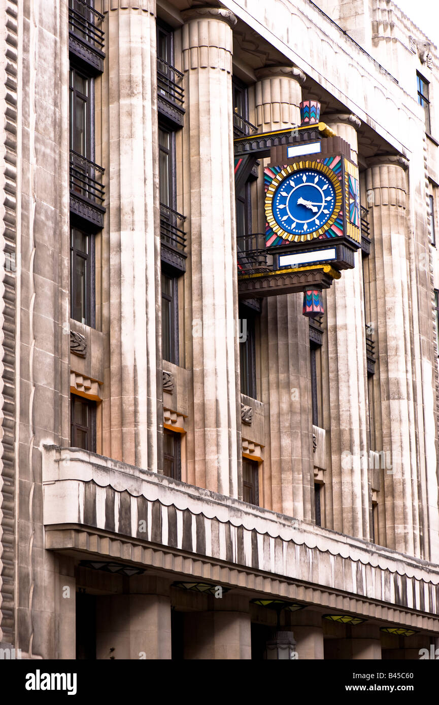 Fleet United Kingdom  city images : Clock On Daily Telegraph Building Fleet Street London United Kingdom ...