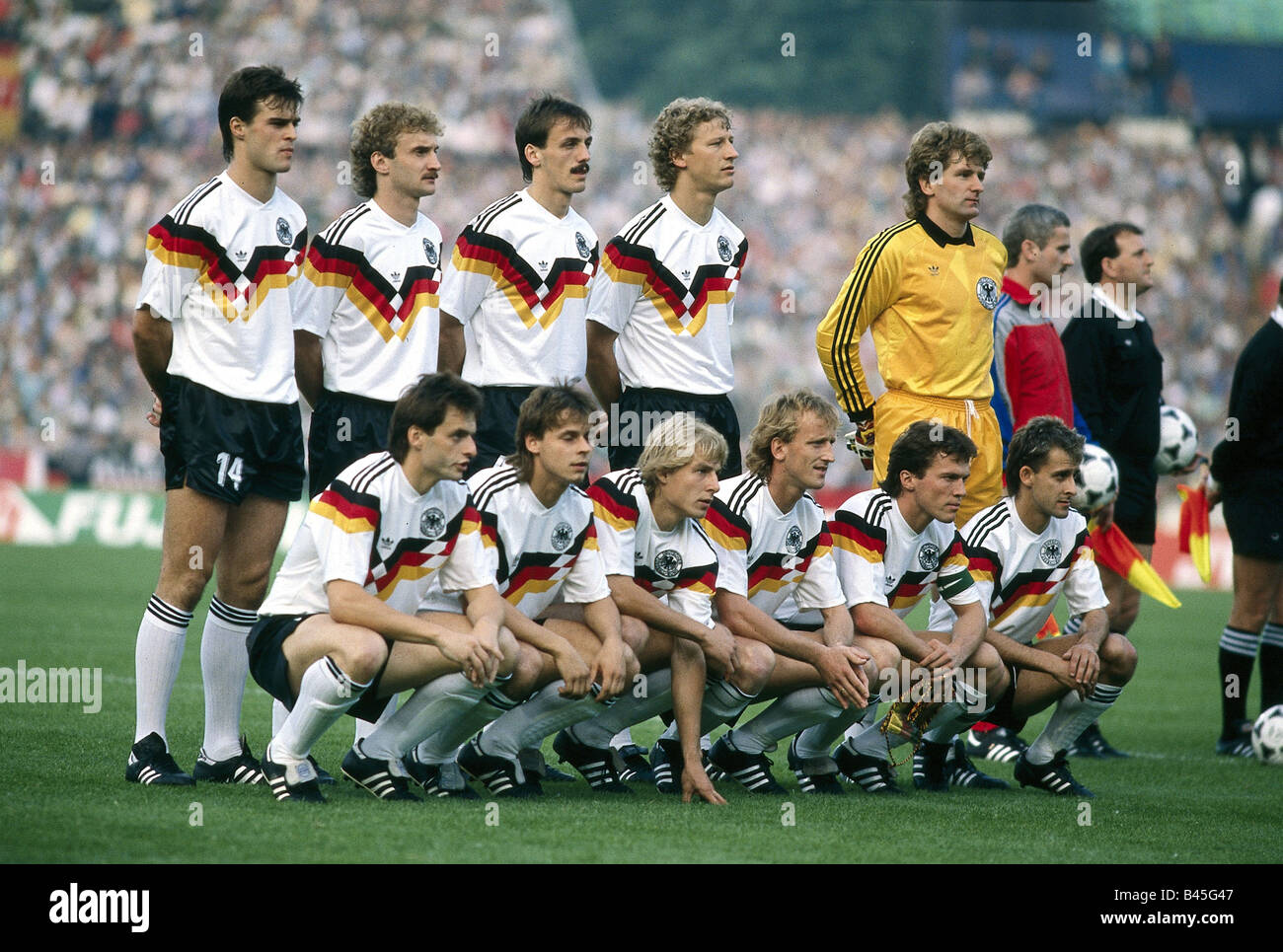 sport sports soccer football european championship euro 1988